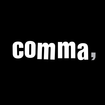 comma, merkenmarketeers