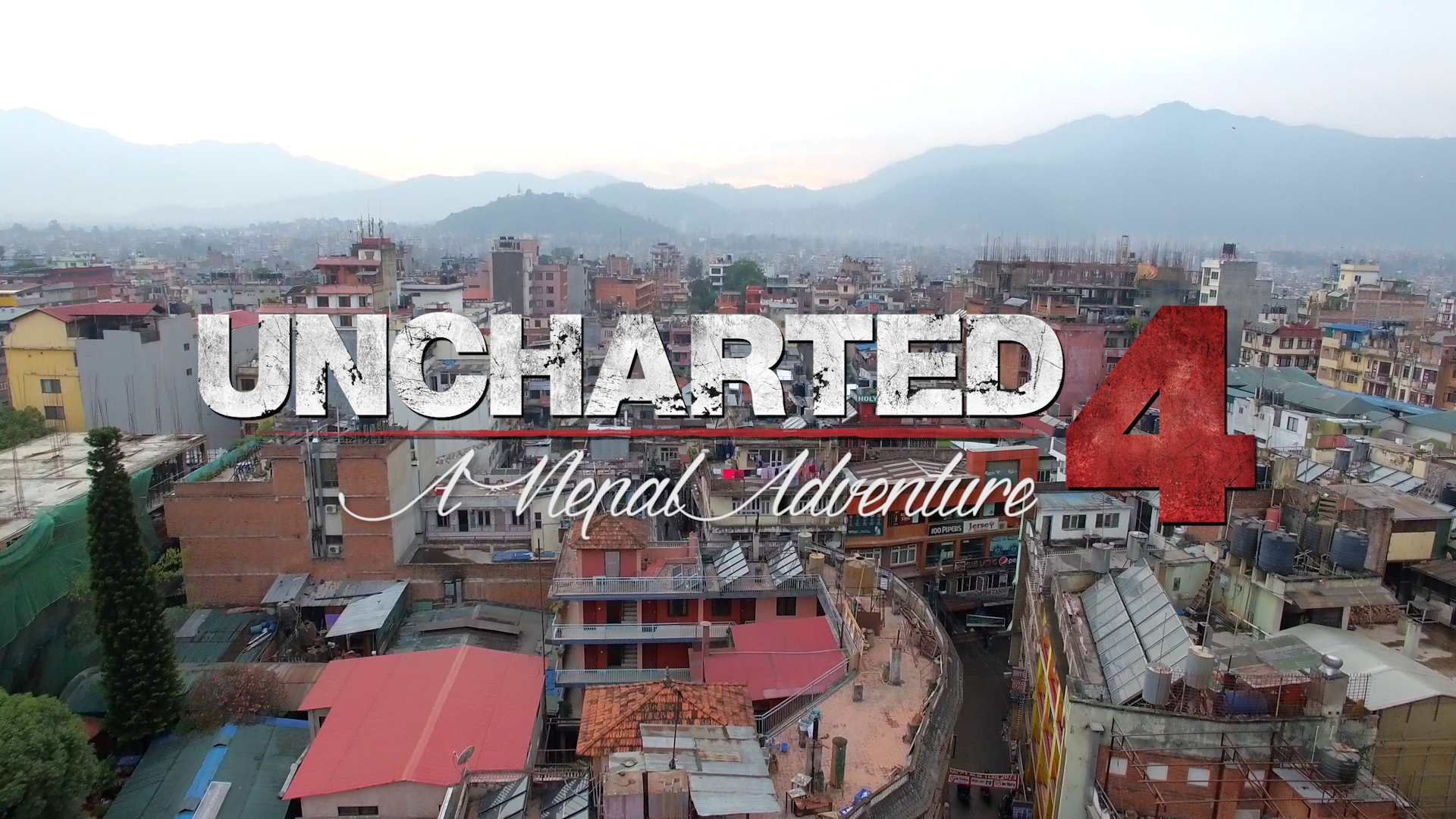 PlayStation UNCHARTED 4 - A Thief's End media adventure