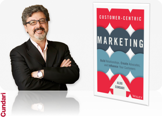 Aldo Cundari's new book | The practical, expert guide to reaching the new consumer