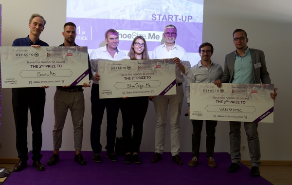 DEFACTO X honours winners of the Future Store Challenge