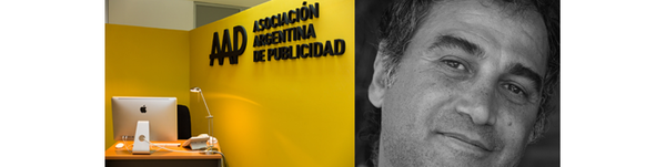 Ricardo Rutenberg - the new President of the Argentinian Advertising Association (AAP)